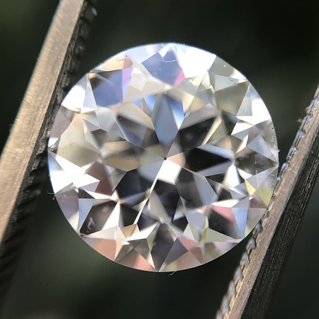 2.05ct Transitional Cut Diamond GIA F SI1