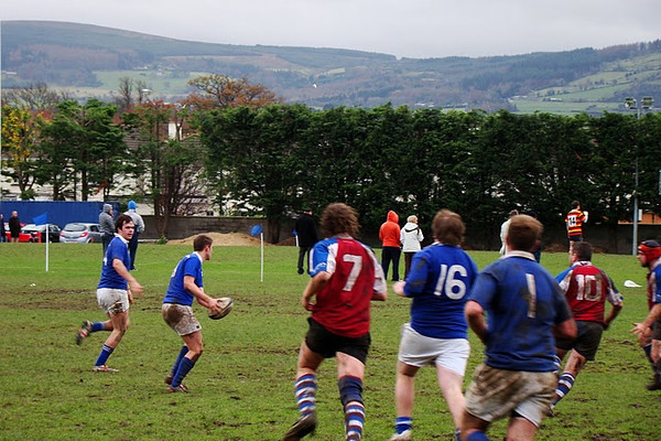 J5's v Stillorgan Nov 2008