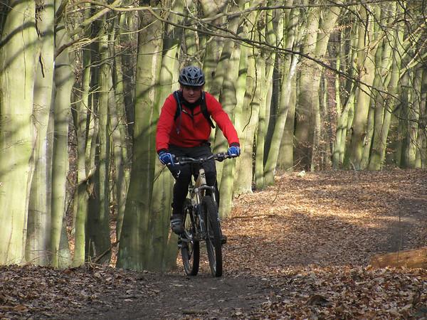 clumber sherwood pines ride 1 03 09