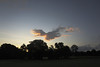 the cloud dragon-early light cloud formation