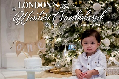 London's Winter Onederland 12/20/15