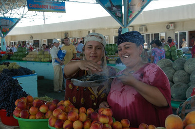 Central Asian Food and Markets