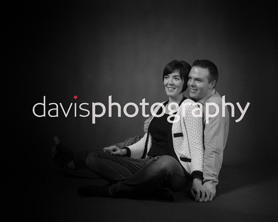 Thompson Engagement Portraits