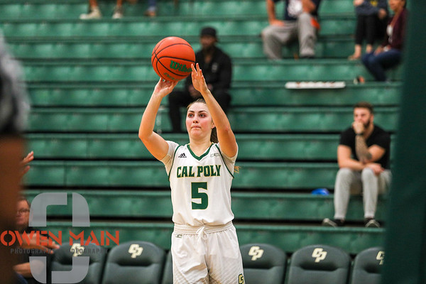 Cal Poly vs. Academy of Art 11062018
