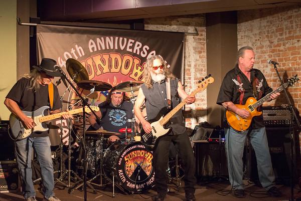 The Sundown Band 2016