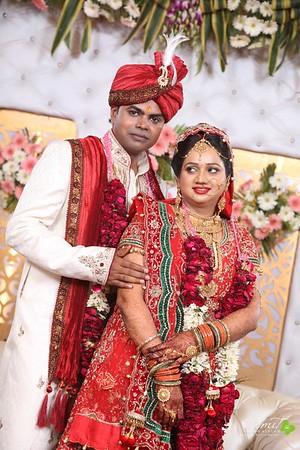Shikha weds Sujeet