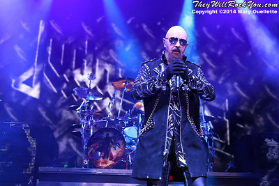 Judas Priest <br> October 14, 2014 <br> Tsongas Center - Lowell, MA <br> Photos by: Mary Ouellette
