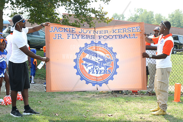 JJK Flyers vs O'Fallon Falcons 10U (9-24-16)