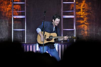 OUAB Buckeyethon Benefit Concert Blake Shelton - March 31, 2010