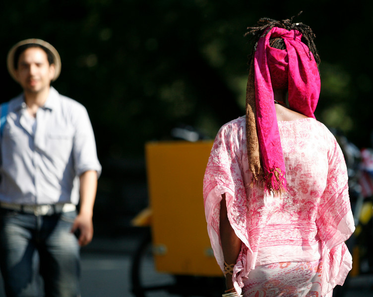 Ok, ok, I'm glad you wore the pink one.
