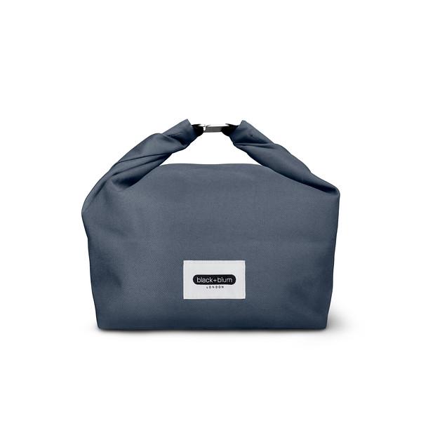 Lunch Bag slate Black Blum