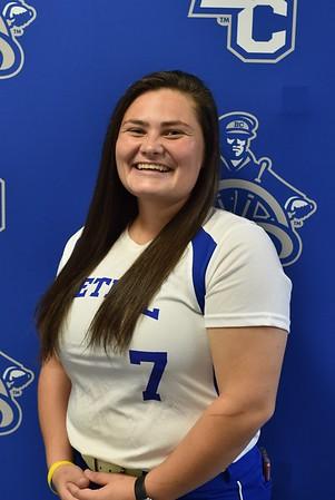 Bethel College Softball - 2017-2018 Lady Pilots Team Photos
