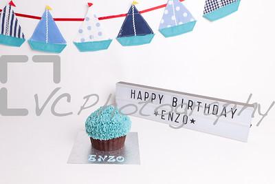 Enzo - Cake Smash and Splash