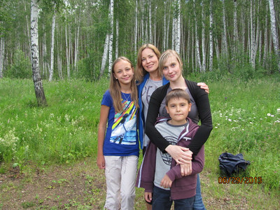 Vacation Russia 2013