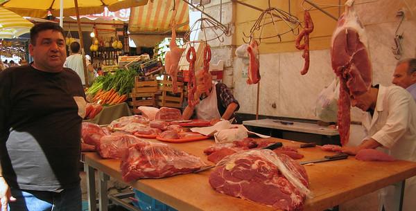Catania and Catania market