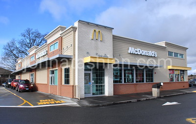 Stephon Gilmore McDonald's Event - November 27, 2018