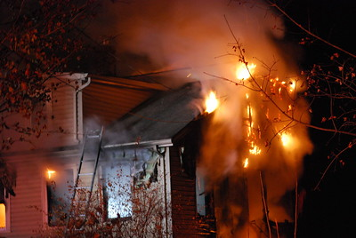 Fatal Structure Fire - Hillside St, Meriden, CT - 11/19/14