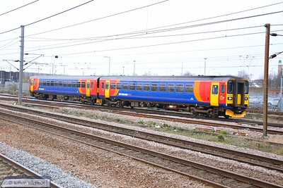 2017 - East Midlands Trains
