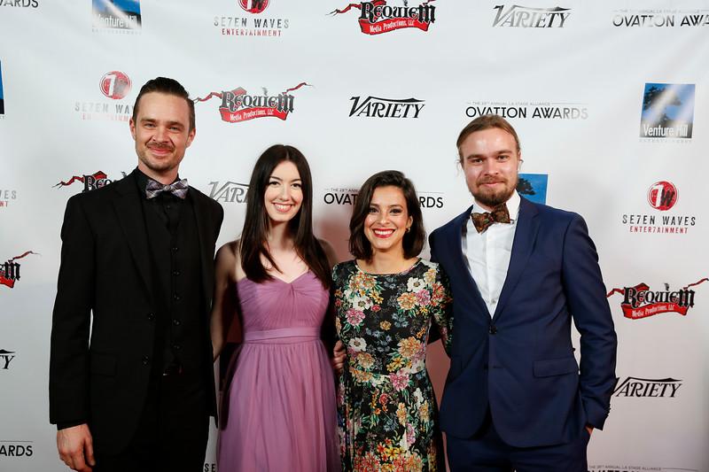 2019 LA Stage Alliance Ovation Awards Arrivals