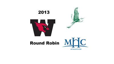 2013 Wesleyan Round Robin Videos