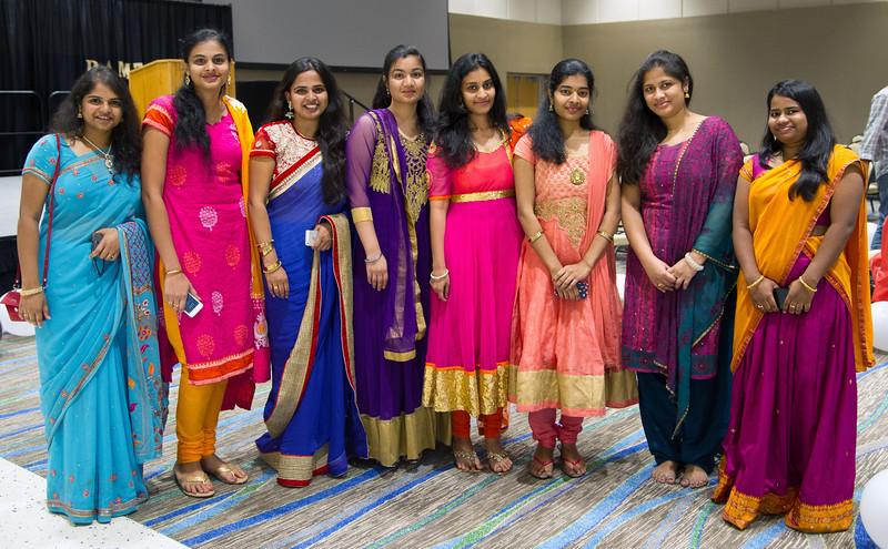 Indian Student Association have their Ugadi & Ramadan Celebrations in the UC Anchor Ballroom.