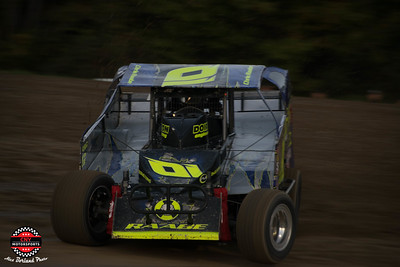 Brewerton Speedway Hurricane 100 October 5 2017 Alex Borland Photos