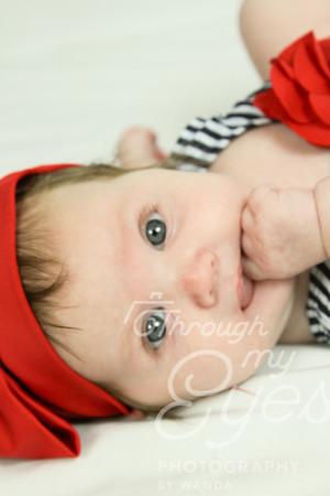Allison is 3 Months Old