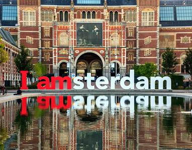 Amsterdam:  Architecture, Around Town, Bikes, Food & more