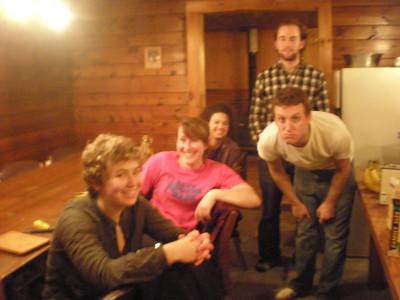 2012 Winter Grant Weekend