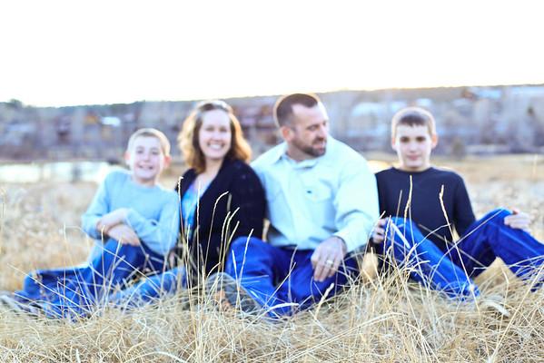 The Buffington Family