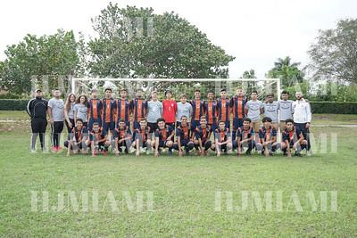 Boys Soccer 1-15-19