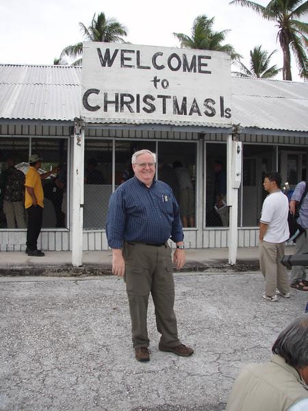 Kiribati Mission Call