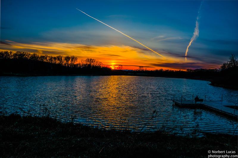 Sunset at Crosby Lake Carver-2.jpg