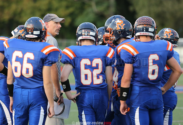 Penn Yan Football 10-7-17