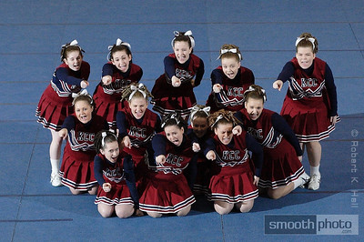 14th Region KAPOS Cheerleading Competition 2006
