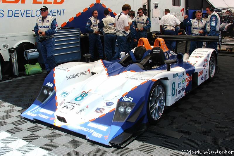 P2 B-K Motorsports Lola B07-Mazda