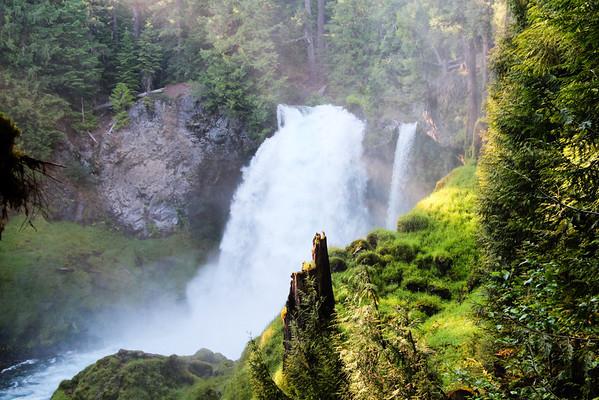 Sahalie Falls 2012
