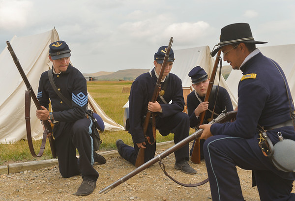 Wagon Box Fight 150-Year Anniversary