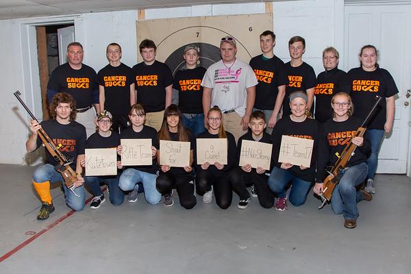 Kutztown Rifle Team 2018