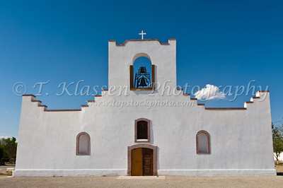 Socorro Mission, El Paso
