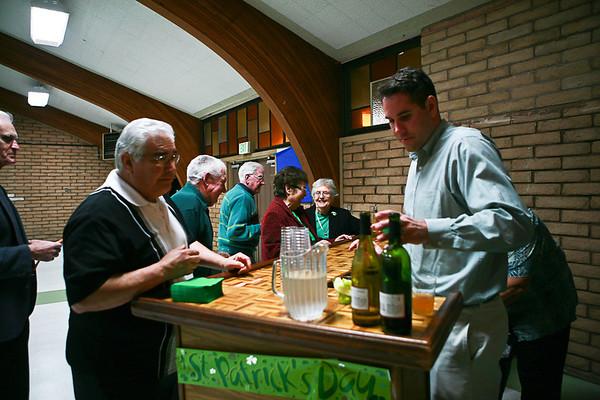 2008 St. Patrick's Dinner