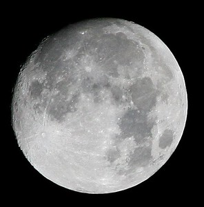 Moon FEB 8