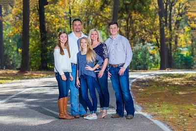 Bowen Family 2017