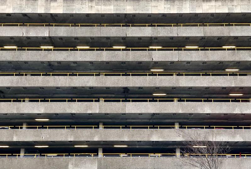 NCP Car Park, Bradford