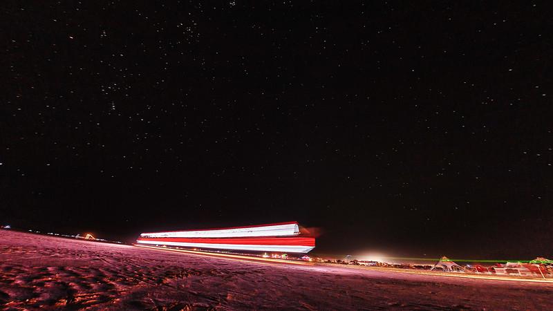 Night Train | Burning Man 2009
