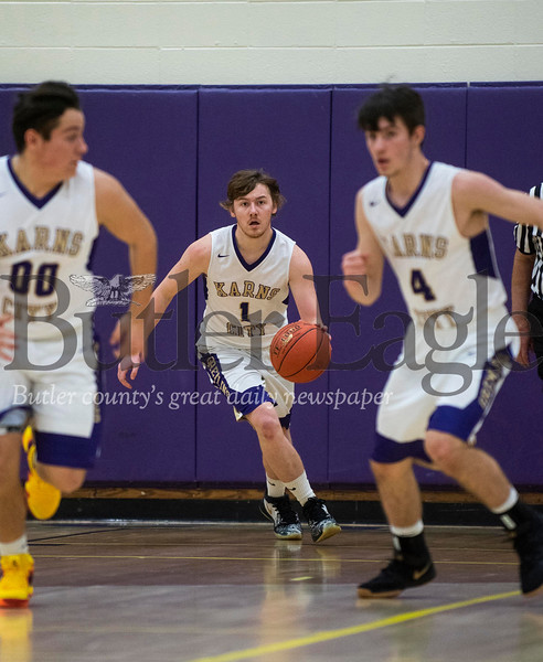 KC vs Keystone Basketball