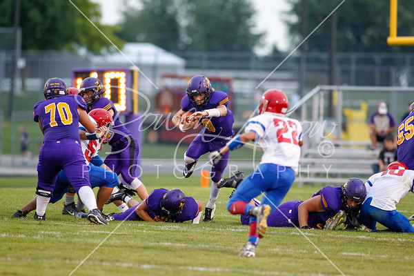 2016-09-09 FB vs West Noble