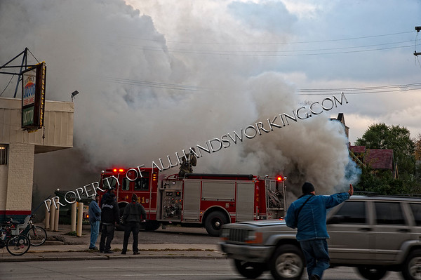 Box Alarm Gratiot and Ellery