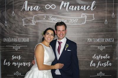 Boda Ana & Manuel 02-09-2017
