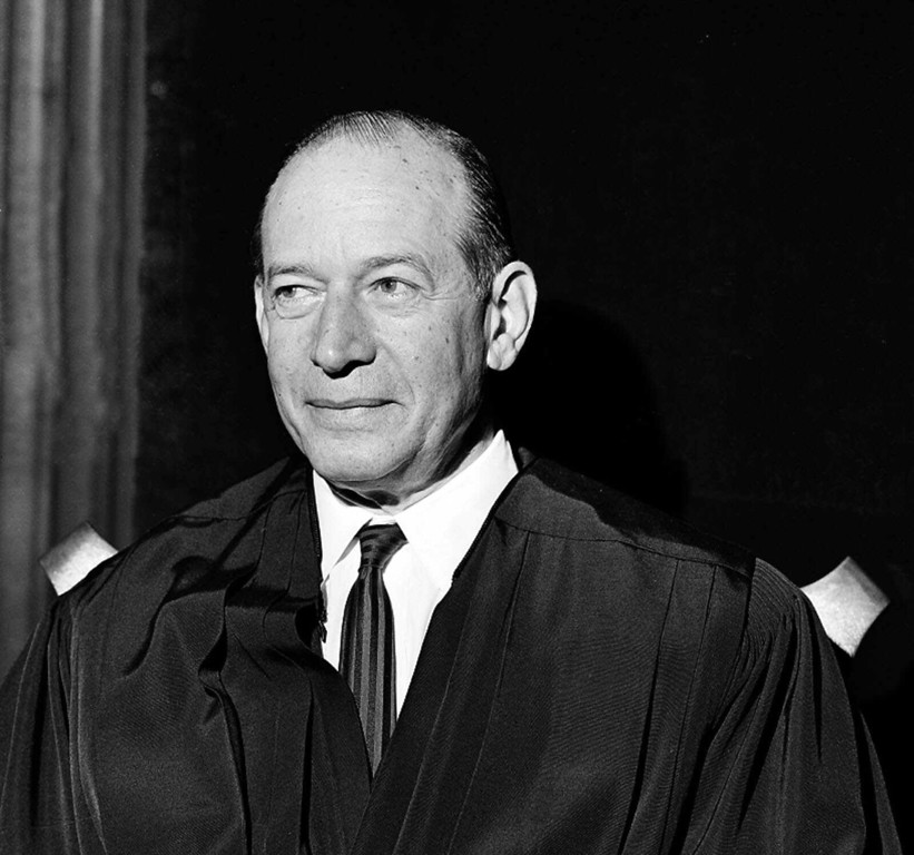 . An Oct. 23, 1967 photo of Associate Justice Abe Fortas, of the U.S. Supreme Court. (AP Photo)